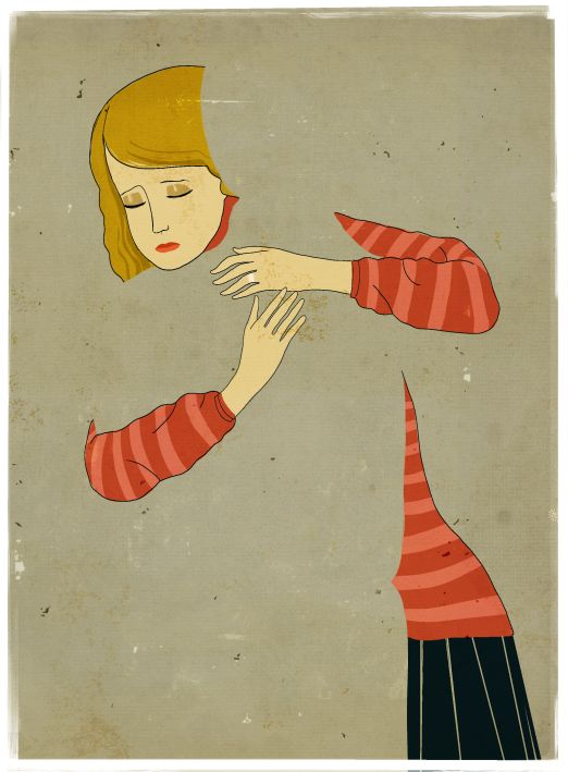 Divorce with regret : Emiliano Ponzi