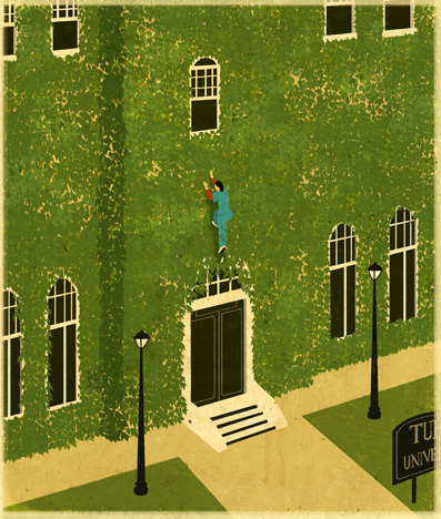 escaping from Ivy college [img 1]