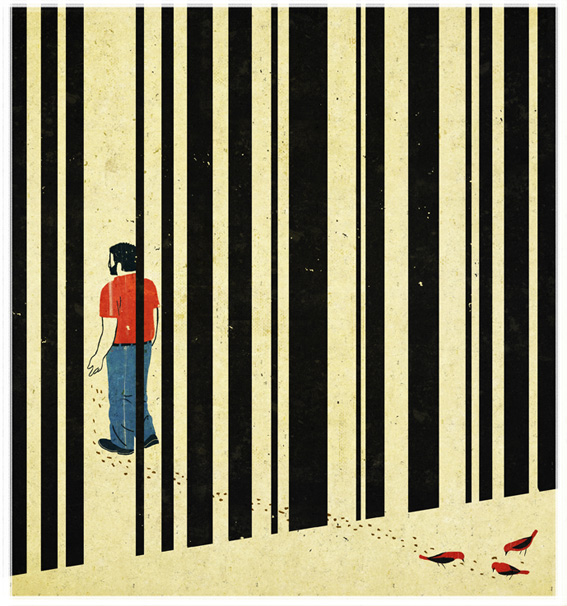 Lost in the barcode [img 1]