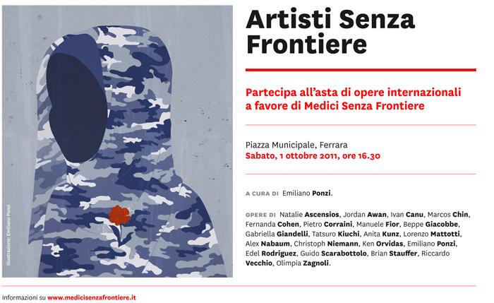 Artisti Senza Frontiere [img 2]