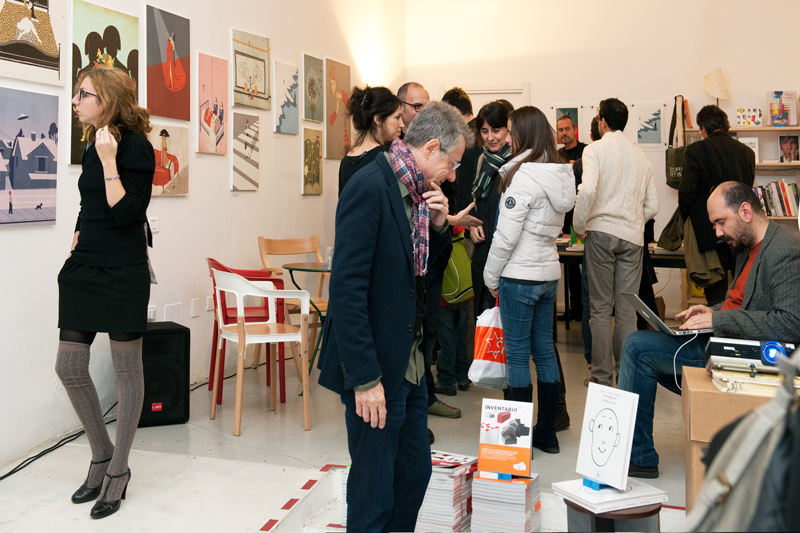 10x10 book launch+ small exhibition @ 121 Milano (photoshoot) [img 1]