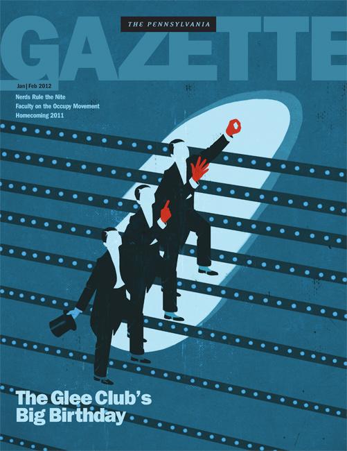 The Pennsylvania Gazette cover [img 1]