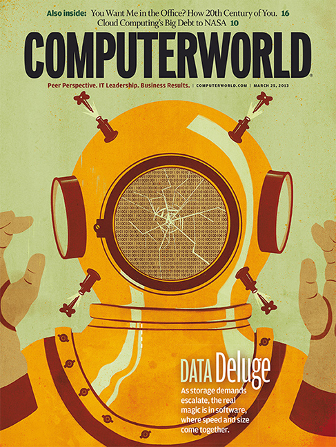 COMPUTERWORLD COVER [img 1]