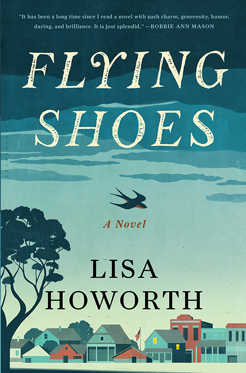 Flying shoes by Lisa Howorth [img 1]