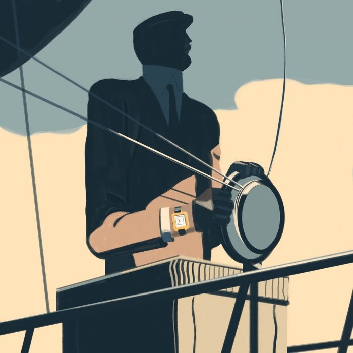 A story written in the clouds, Emiliano Ponzi 1