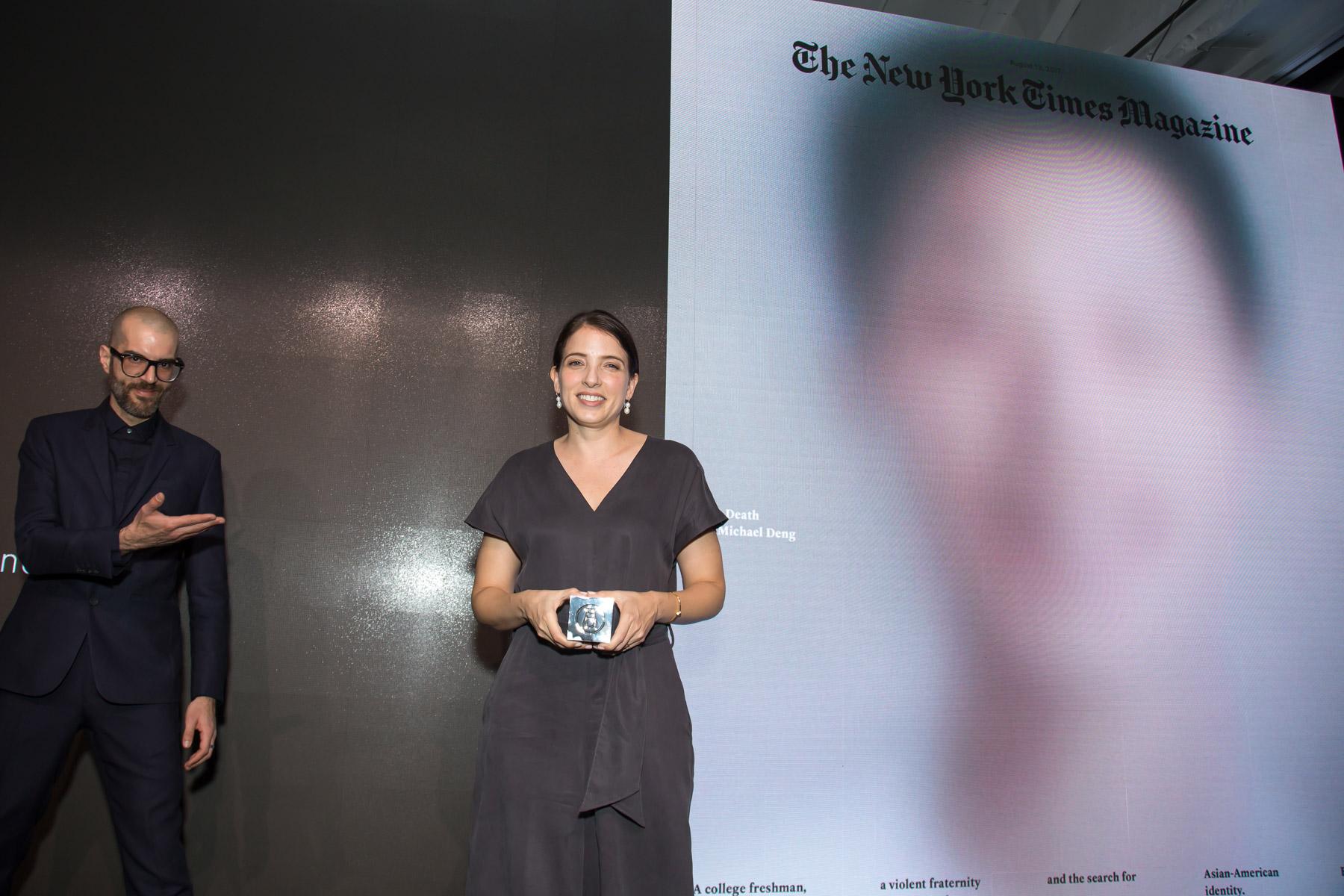 ADC Award NY Gala Ceremony, Emiliano Ponzi 4