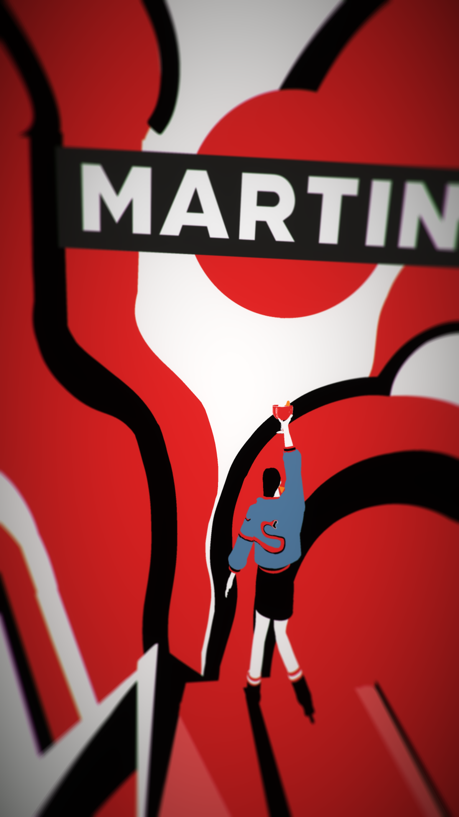 Ode to the Sun – Martini, Emiliano Ponzi 6